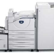 Xerox Phaser 5550 con finalizador